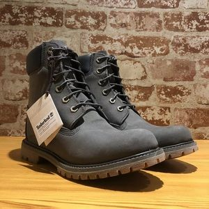 TIMBERLAND PREMIUM 6 INCH WP MEDIUM GREY BOOT